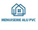 Menuiserie alu pvc Logo